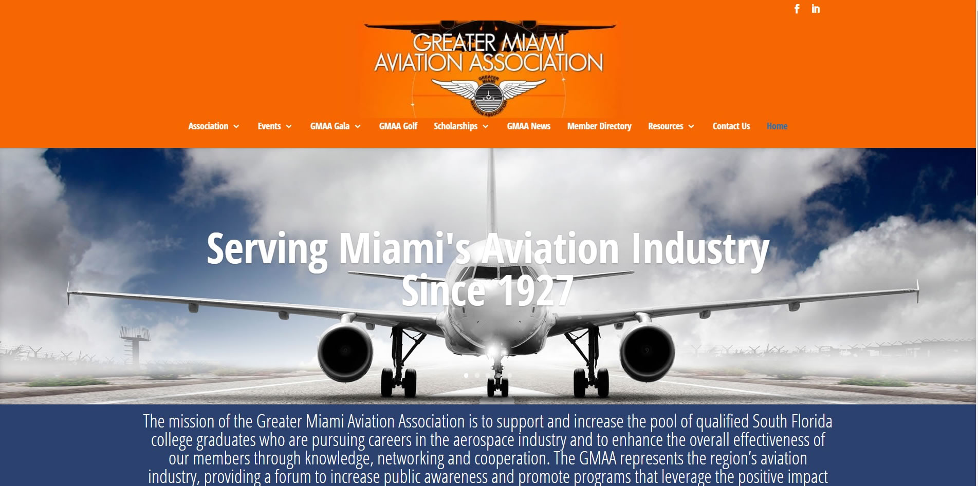Greater Miami Aviation Association South Florida s Civic Aviation Organization Since 1927