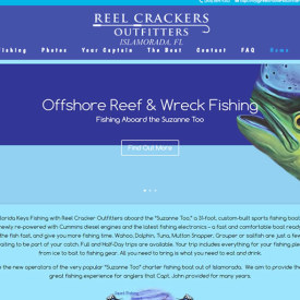 Reel Crackers Fishing Charters